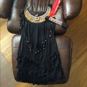 Tribal Halloween Costume